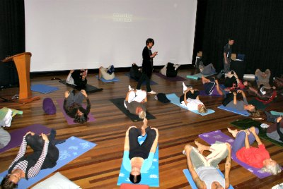 sarah key exercise class